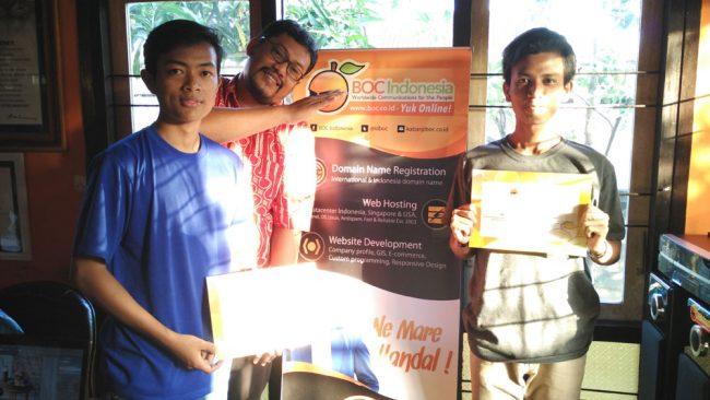 Magang Kerja Industri di BOC Indonesia