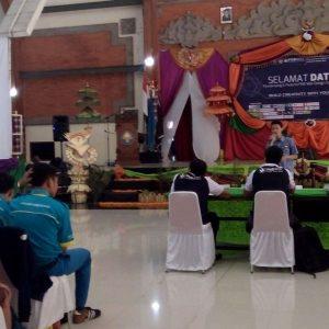 Lomba web design politeknik negeri Bali