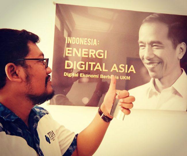 Jokowi Hendra