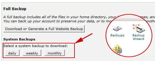 Apa itu Offsite dan Onsite Data Backup pada website