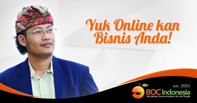 Order web hosting dan domain name