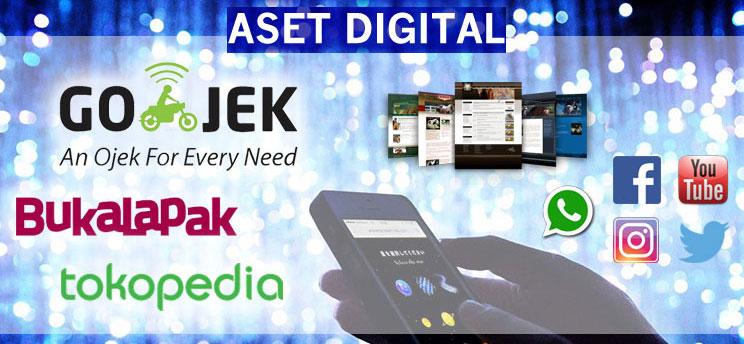 Pengertian Digital Asset adalah