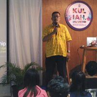 Cara bangun startup di STIKOMERS DAY STIKOM Bali
