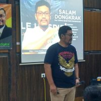 Pelatihan workshop digital internet marketing bersama Hendra