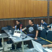 Para peserta Pelatihan workshop digital internet marketing