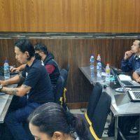 Peserta ngebul di Pelatihan workshop digital internet marketing