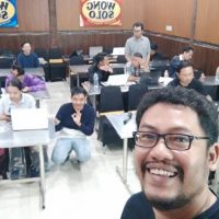 Hendra dan Pelatihan workshop digital internet marketing selfie