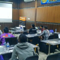 Salam DONGKRAK di Pelatihan workshop digital internet marketing
