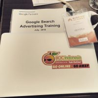 workshop google search advertising
