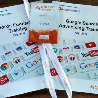 Materi pada workshop google adwords