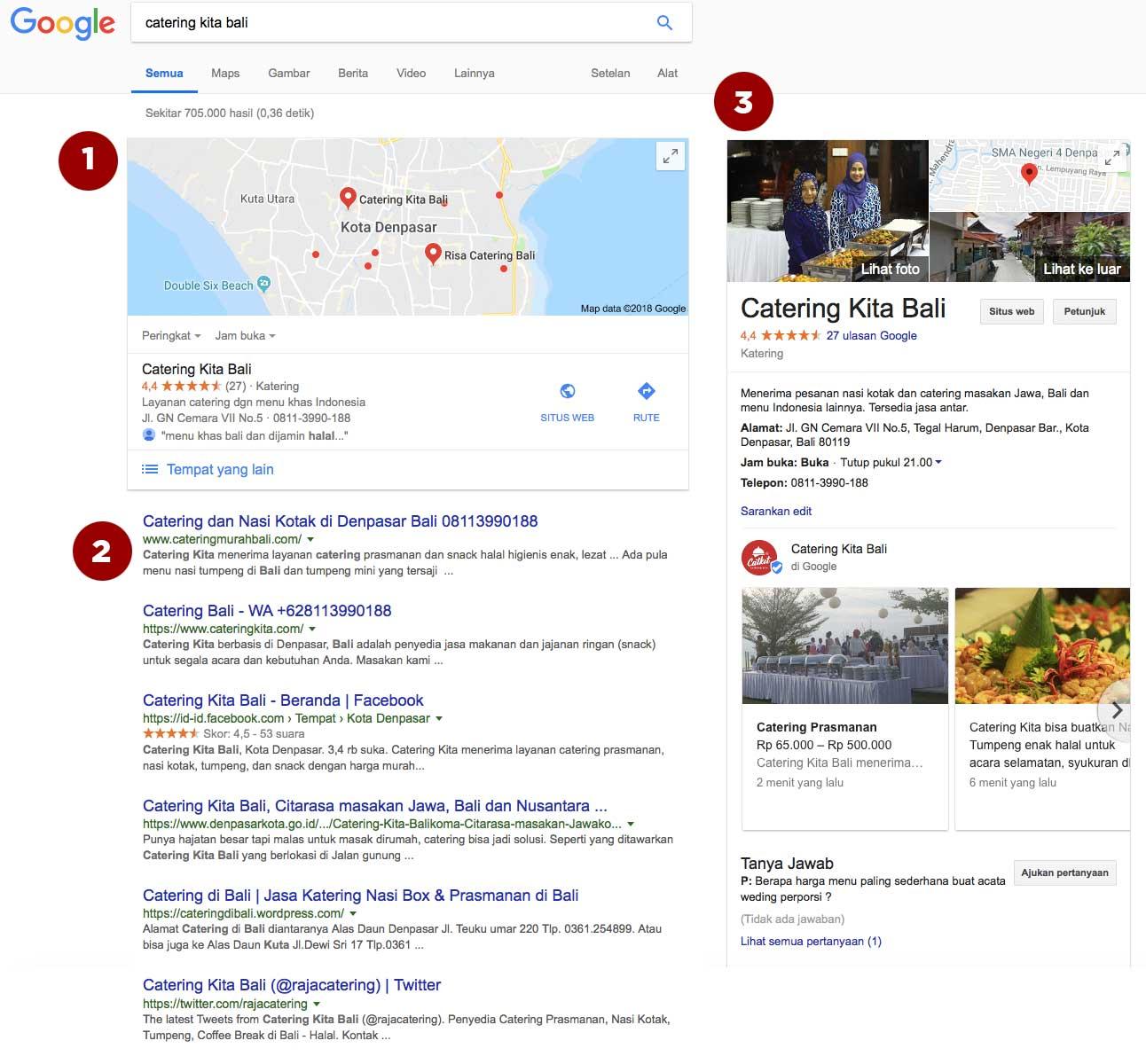 Manfaat Google Bisnisku Meningkatkan Rangking Bisnis