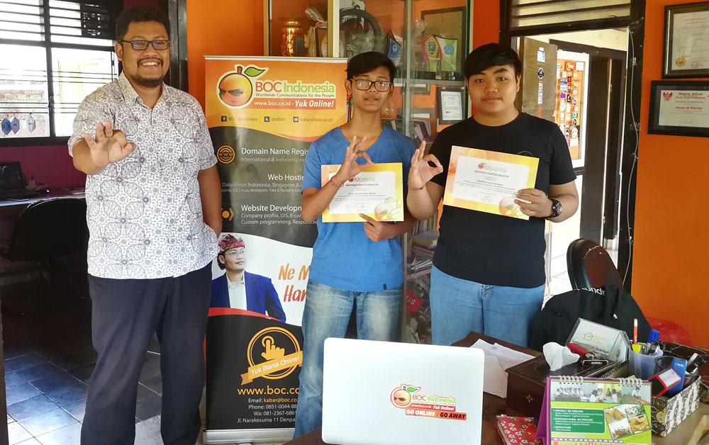 PRAKERIN SMKTI Bali Global 2018 di BOC Indonesia