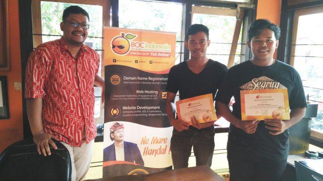 Kerja Praktek dari Politeknik Negeri Bali