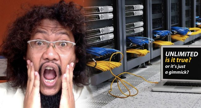 Hosting Unlimited dan Tidak Unlimited