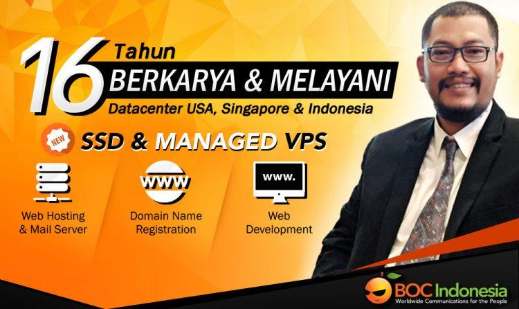 Penyedia Cpanel Hosting di Indonesia