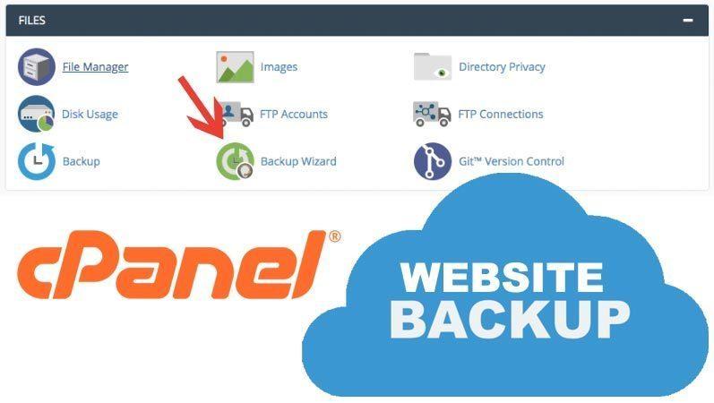 Cara Backup Website dengan Cpanel
