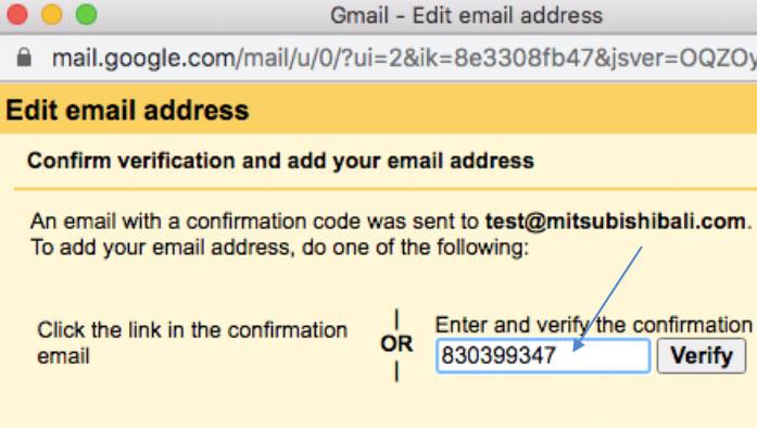 Cara setting email pribadi di gmail