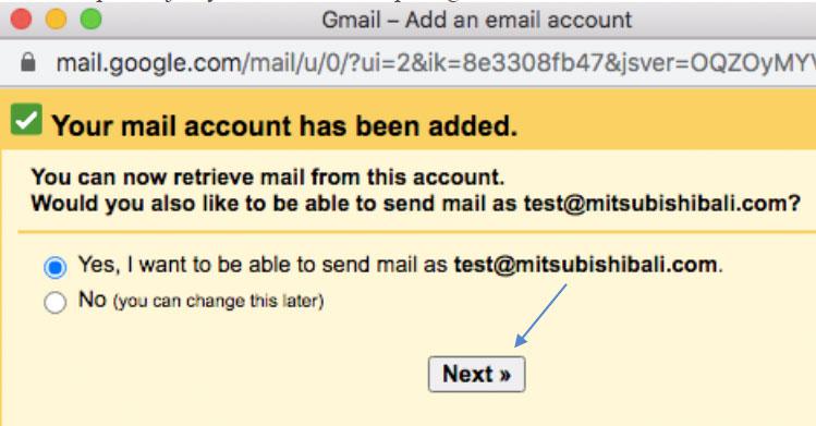 Cara setting email bisnis di Gmail