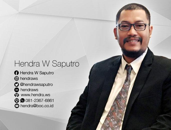 Hendra W Saputro