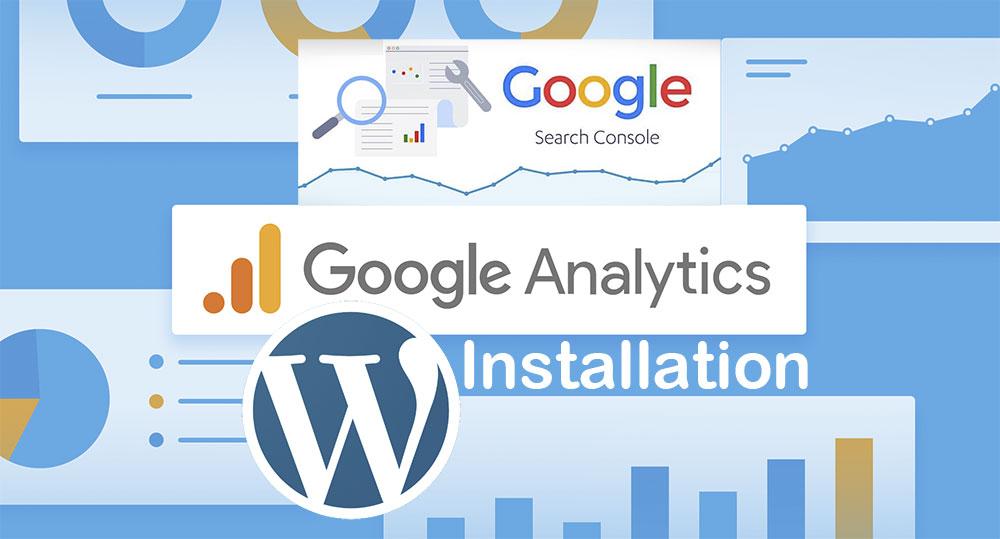 Cara pasang instal Google Analytics di wordpress
